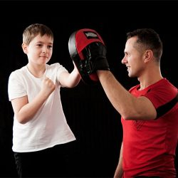 martial arts, child health