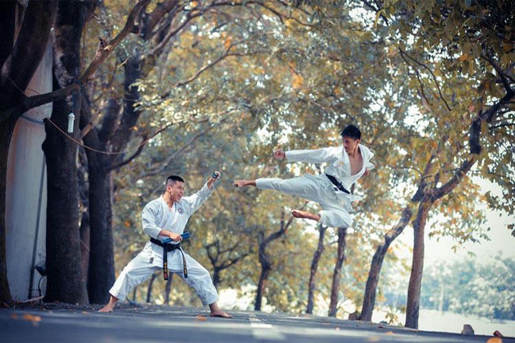 bullying, martial arts, misbehaviour