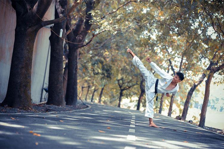 martial arts, self confidence